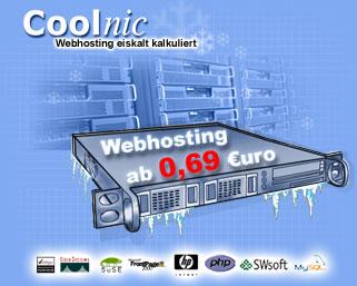 Neue Internetpräsenz bei Coolnic.de